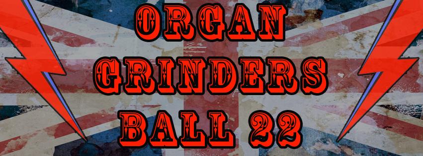 Organ Grinder's Ball 22